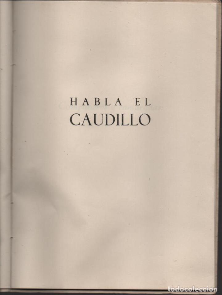 Militaria: CONCENTRACION REG. DE EX-COMBATIENTES DE LAS DOS CASTILLAS,- AÑO 1942--MCMLII- VER FOTOS - Foto 5 - 197505161