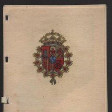 Militaria: COMUNION TRADICIONALISTA-ORDENANZA REQUETE- PAG. 8 + CUBIERTAS, VER FOTOS. Lote 198751386