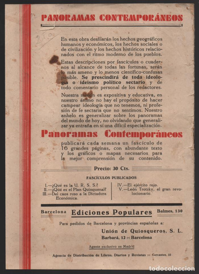 Militaria: BARCELONA,- EL PROGRAMA DEL MAESTRO- POR F. PI Y MARGALL, AÑO 1931, 16 PAGINAS, VER FOTOS - Foto 6 - 198892465