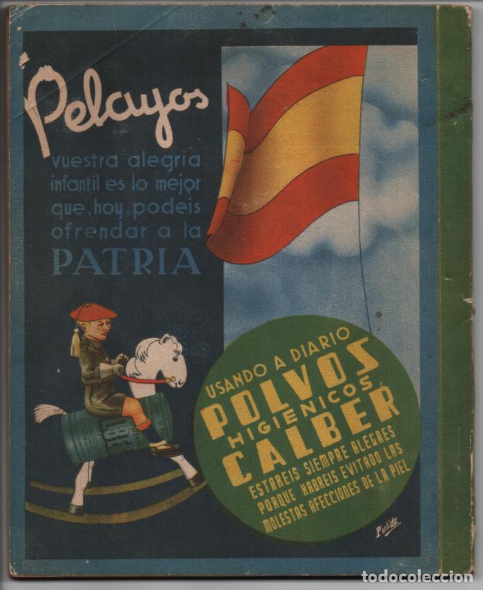 Militaria: ALMANAQUE - PELAYOS- AÑO 1938- 128 PAGINAS- VER FOTOS - Foto 2 - 201931042