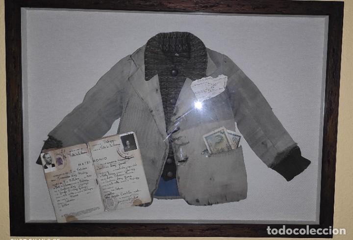 OBJETOS PERSONALES ORIGINALES GUERRA CIVIL ESPAÑOLA (Militar - Guerra Civil Española)