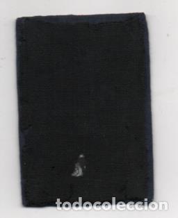 Militaria: EMBLEMA DE FALENGE EN TELA.BORDADADA A MANO-MIDE: 7 X 5 C.M. VER FOTOS - Foto 2 - 203106277