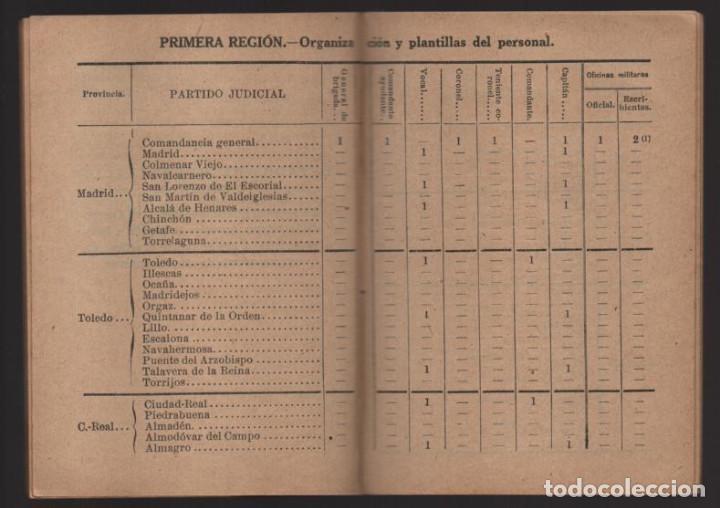 Militaria: SOMATENES ARMADOS DE ESPAÑA.- REGLAMENTO ORGANICO- 1925- VER FOTOS - Foto 8 - 204356826