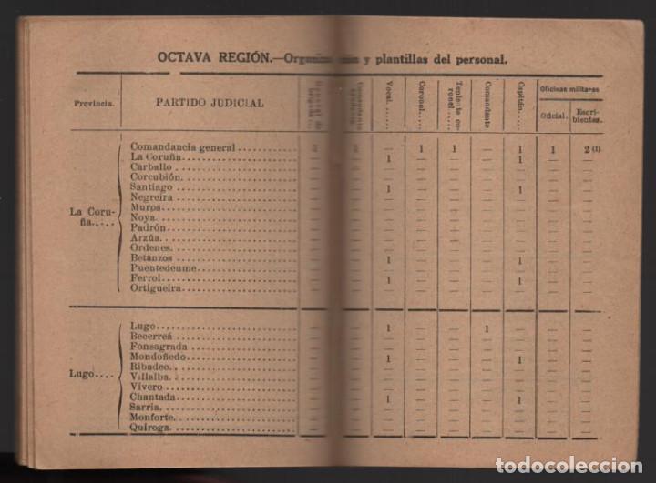 Militaria: SOMATENES ARMADOS DE ESPAÑA.- REGLAMENTO ORGANICO- 1925- VER FOTOS - Foto 9 - 204356826