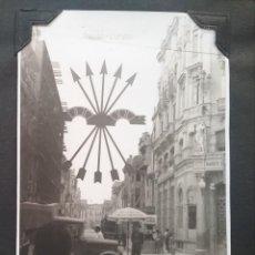 Militaria: GUERRA CIVIL ÁLBUM FOTOGRÁFICO + 400 FOTOGRAFÍAS ESPAÑA 1936 - 1939. Lote 204552453