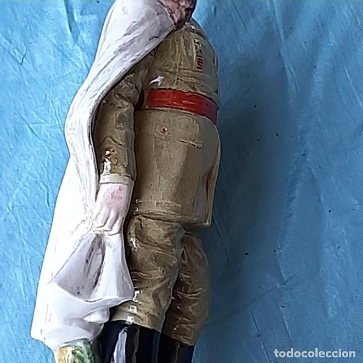 Militaria: Figura Franco de porcelana - Foto 4 - 212872298