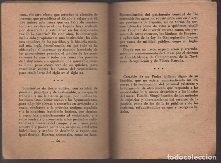 Militaria: LO QUE SERA LA REPUBLICA FEDERAL- PARTIDO DEMOCRATICO FEDERAL- AÑO 1931,. VER FOTOS - Foto 6 - 214295337