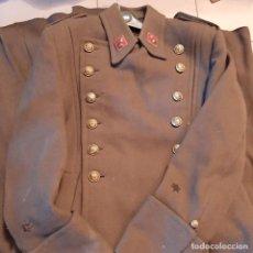 Militaria: ABRIGO DE ALFÉREZ MODELO DE 1943. Lote 215053011