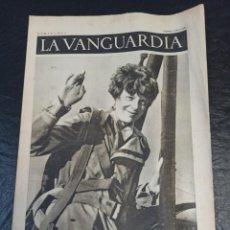Militaria: LA VANGUARDIA. BARCELONA. 9 DE JULIO DE 1937. Lote 216752772