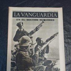 Militaria: LA VANGUARDIA. BARCELONA. 17 DE FEBRERO DE 1937. Lote 216772241
