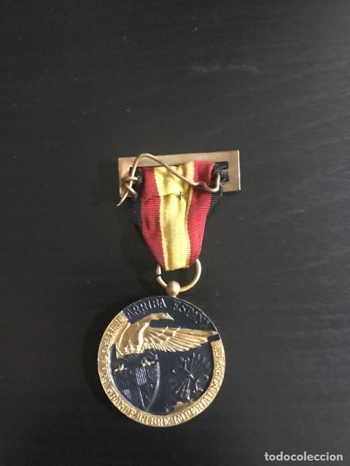 Militaria: MEDALLA - LEGIÓN CONDOR 17 JULIO 1936-CONCEDIDA POR LOS SERVICIOS PRESTADOS EN VANGUARDIA - Foto 5 - 217759483