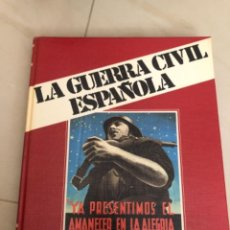 Militaria: LA GUERRA CIVIL ESPAÑOLA EDICIONES URBIÓN TOMO 2. Lote 219706260