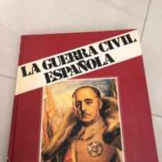 Militaria: LA GUERRA CIVIL ESPAÑOLA EDICIONES URBIÓN TOMO 12. Lote 219706788