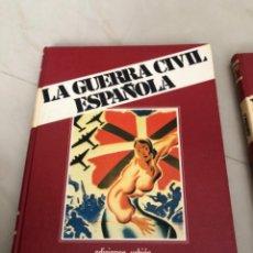 Militaria: LA GUERRA CIVIL ESPAÑOLA EDICIONES URBIÓN TOMO 11. Lote 219706936