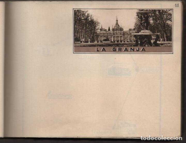 Militaria: ALBUN CON FOTOS,POSTALES Y DIBUJOS, VISITA GRUPO FRANCESES A ESPAÑA AÑO 1933, VER FOTOS - Foto 9 - 220700491