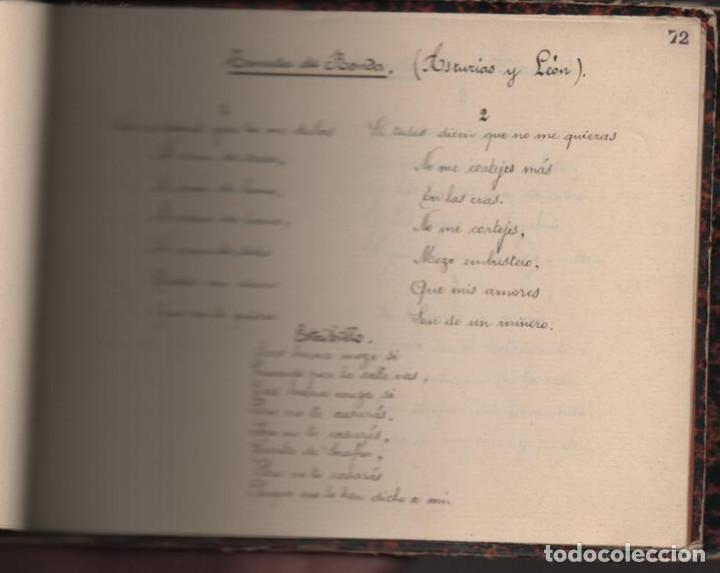 Militaria: ALBUN CON FOTOS,POSTALES Y DIBUJOS, VISITA GRUPO FRANCESES A ESPAÑA AÑO 1933, VER FOTOS - Foto 40 - 220700491