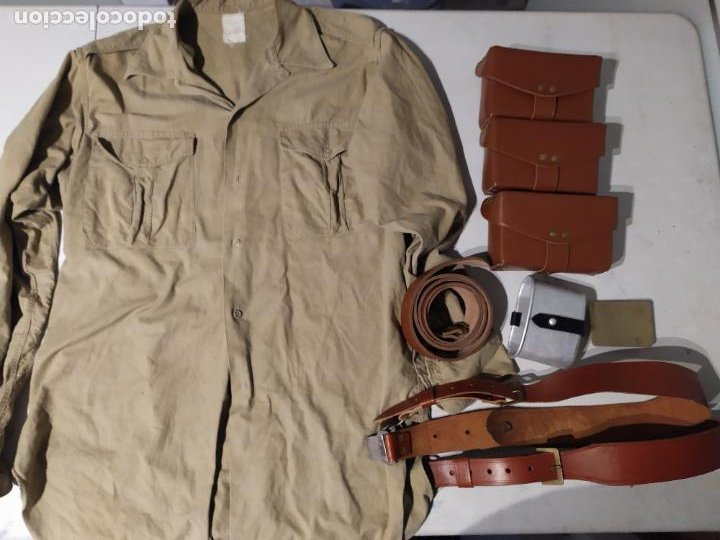 Militaria: Conjunto uniforme Recreacion histórica guerra civil - Foto 9 - 221512492