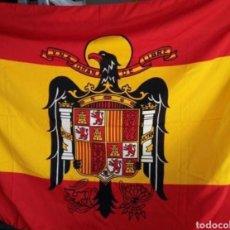 Militaria: BANDERA ESPAÑA FRANCO ÁGUILA. SAN JUAN. Lote 221677826