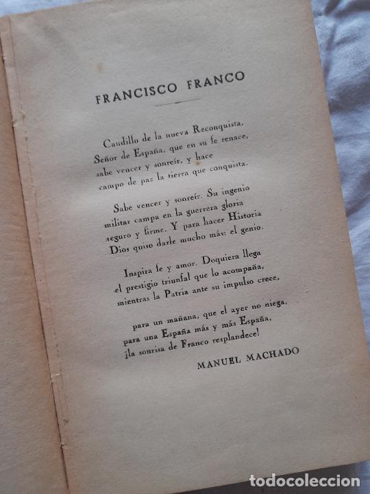 Militaria: ARRARAS, OBRA DE FRANCO, AÑO 1939, GUERRA CIVIL - Foto 4 - 226112045