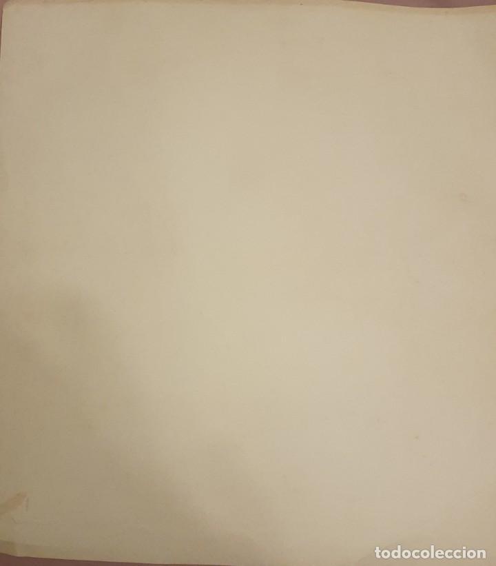 Militaria: Lámina de Primo de Rivera - Foto 2 - 226132395