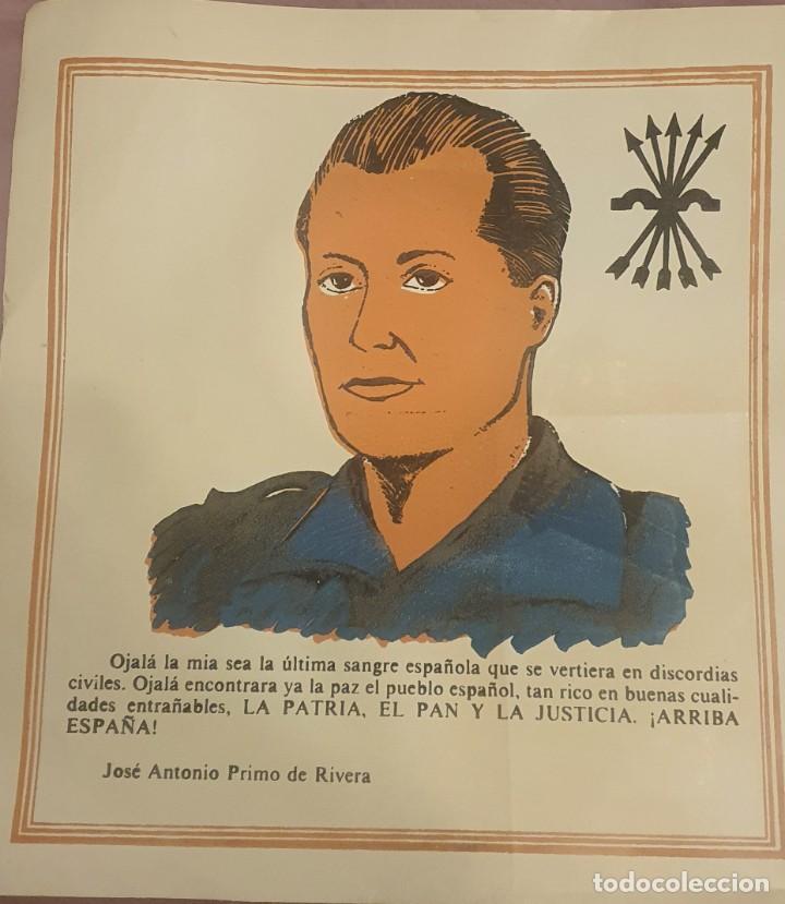 LÁMINA DE PRIMO DE RIVERA (Militar - Guerra Civil Española)
