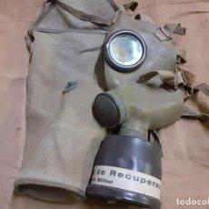 Militaria: MASCARA ANTIGAS T35. Lote 228138195