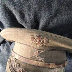 Militaria: GORRA DE GENERAL DE BRIGADA MODELO 1943. Lote 228197065