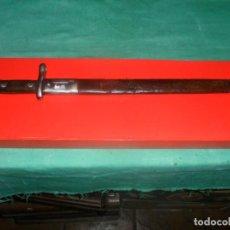 Militaria: BALLONETA MAUSER ESPAÑOL MODELO 1893 TOLEDO FUNDA HI TALI PORTES GRATIS. Lote 229027015