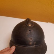 Militaria: CASCO ADRIÀN ITALIANO GUERRA CIVIL. Lote 231117560