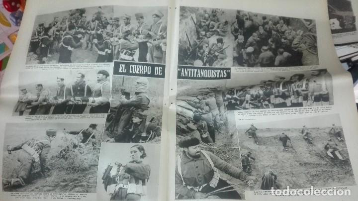 Militaria: LA VANGUARDIA. REPUBLICA. EL CUERPO ANTITANQUISTAS. NOTAS GRAFICAS. 4 PAGINAS. 23 DE DICIEM DE 1936. - Foto 2 - 234926200