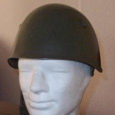 Militaria: CASCO M33 ITALIANO GUERRA CIVIL ESPAÑOLA.. Lote 235257100