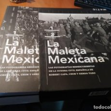Militaria: LA MALETA MEXICANA GUERRA CIVIL. Lote 237303485