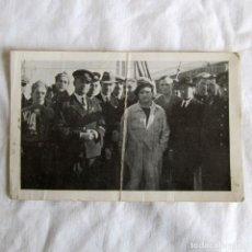 Militaria: TARJETA POSTAL ASOCIACIÓN DE AMIGOS DE LA UNIÓN SOVIÉTICA 1937, GUERRA CIVIL, GERONA. Lote 243851320