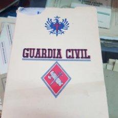 Militaria: LA EPOPEYA DE LA GUARDIA CIVIL GUERRA CIVIL SANTUARIO VIRGEN DE LA CABEZA 1958. Lote 245613785