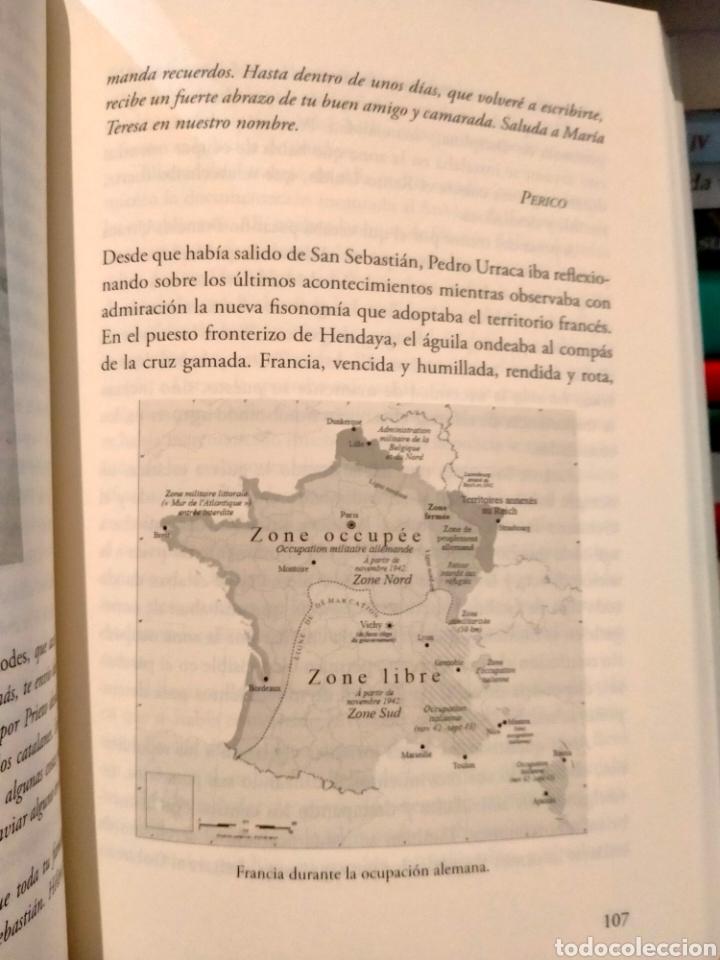 Militaria: LORETO URRACA LUQUE. ENTRE HIENAS .FUNAMBULISTA - Foto 11 - 267843449