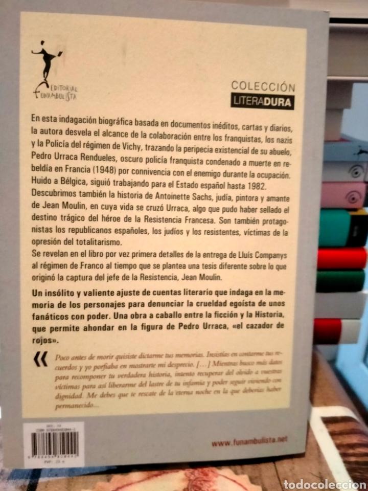 Militaria: LORETO URRACA LUQUE. ENTRE HIENAS .FUNAMBULISTA - Foto 14 - 267843449