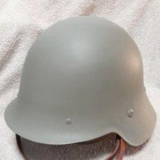 Militaria: CASCO TRUBIA CON ALA. Lote 268968814