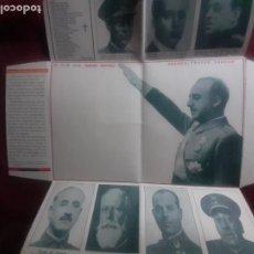 Militaria: VIGO GUERRA CIVIL - CARTA SOBRE ILUSTRADO PROPAGANDA. Lote 269009184