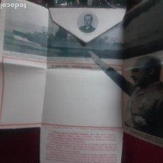 Militaria: VIGO GUERRA CIVIL - CARTA SOBRE ILUSTRADO PROPAGANDA. Lote 269009309