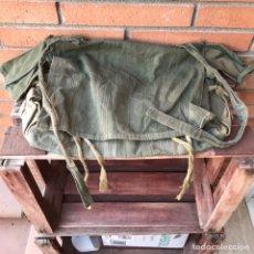 Militaria: ANTIGUA MOCHILA MACUTO ESPALDA GUERRA AFRICA - GUERRA CIVIL. Lote 269721983