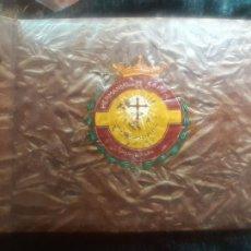 Militaria: GUERRA CIVIL. HERMANDAD DE CAUTIVOS POR ESPAÑA. ALBUM CON VIZCAÍNOS MÁRTIRES POR DIOS Y POR ESPAÑA. Lote 269737743