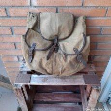 Militaria: ANTIGUA MOCHILA MILITAR AÑOS 30 GUERRA CIVIL. Lote 270634498