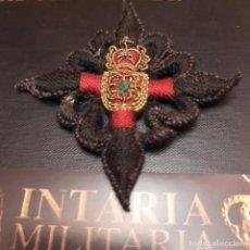 Militaria: PARCHE DE UNA DIVISIÓN DE LA GUERRA CIVIL. Lote 277763908