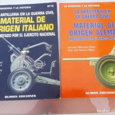 Militaria: LIBROS DE LA GUERRA CIVIL. Lote 278974488