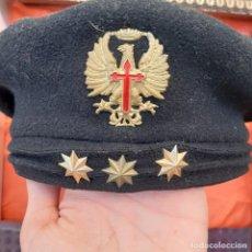 Militaria: BOINA CORONEL DE ÉPOCA. Lote 295955118