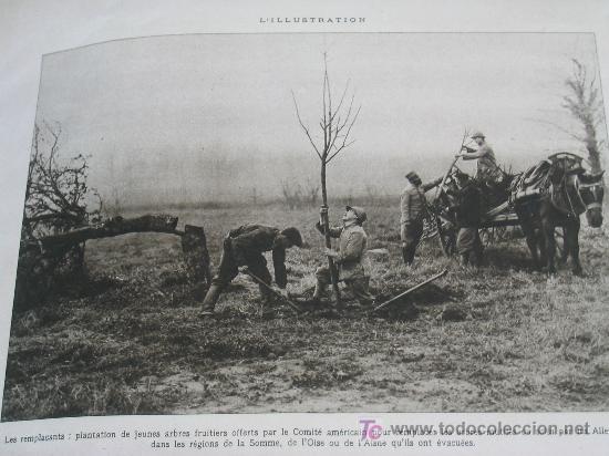 Militaria: L´ILLUSTRATION - 22 DICIEMBRE 1917 - PERIODICO FRANCES - 30 x 40 cm - REV. RUSA y I GUERRA - - Foto 5 - 20910751