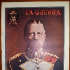 Militaria: LA GUERRA ILUSTRADA Nº 87. 1ª GUERRA MUNDIAL. TORBY. FRENTES EUROPA. SUMMERDWON. STRUMA. Lote 19830180
