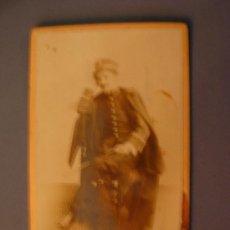 Militaria: ALFEREZ ALFONSINO DEL REGIMIENTO 15.CARTONÉ. Lote 18371887
