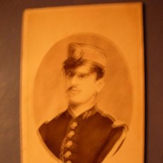 Militaria: INFANTE ISABELINO DEL 77 - SEVILLA- CARTONÉ. Lote 18371888