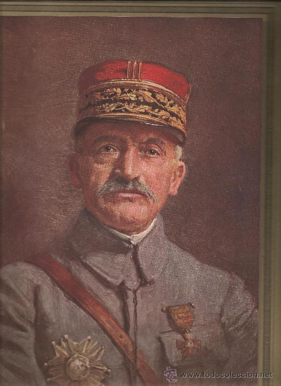 114.. I GUERRA MUNDIAL: EL GENERAL MAISTRE (Militar - I Guerra Mundial)